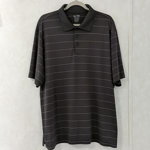 *C9 by Champion Duo Dry Polo Style Striped Shirt